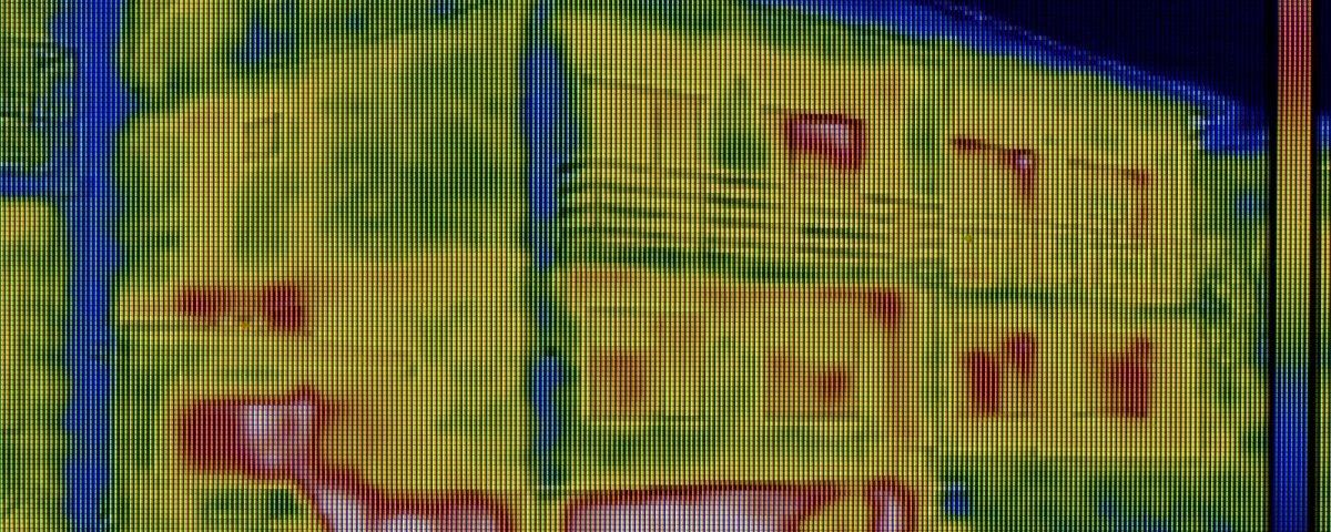 pomiarów termowizyjnych